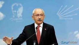 Kılıçdaroğlu'ndan İnfaz Kanunu'na ilişkin önemli açıklama
