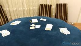 Kumar oynayan 17 kişiye 'sosyal mesafe' kuralına uymamaktan ve 'kumardan' ceza