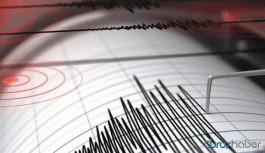 Muğla'nın Ula ilçesinde deprem