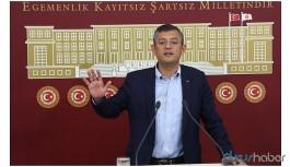 CHP'li Özel: 3 kişiden 2'si hükümet yanlış iş yaptı diyor