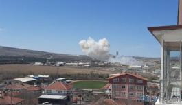 Roketsan fabrikasında patlama: Yaralılar var