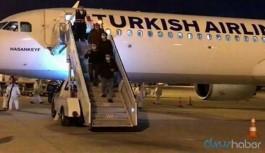 İki ülkeden getirilen 527 kişi karantinaya alındı