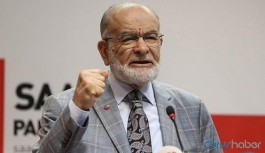 Saadet lideri Karamollaoğlu: IBAN numarasını geri çekin, siz IBAN numarası isteyin