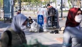 Salgına rağmen çocuklar sokaklarda çalışıyor