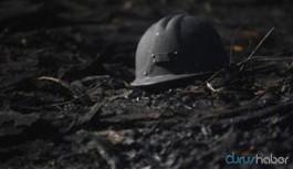 Soma'da maden ocağında göçük: 1 işçi hayatını kaybetti