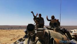 Suriye Ordusu İdlib'in güneyine operasyon düzenledi