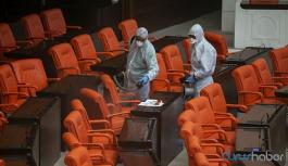 TBMM'de milletvekillerine koronavirüs testi. İlk sonuçlar açıklandı