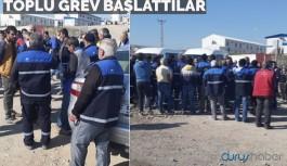 Yandaş Cengiz İnşaat'ta işçilerin emek isyanı
