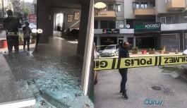Gazeteye silahlı saldırı