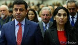 Yüksekdağ'ın tutukluluk itirazına 'kesin' ret