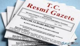 Erdoğan'ın imzasıyla yayımlandı: 10 ildeki kurum müdürü değişti