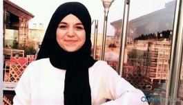 Genç kadın işe giderken öldürüldü