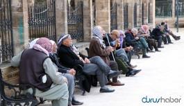 65 yaş üstü vatandaşların sokağa çıkabileceği saatler değişti