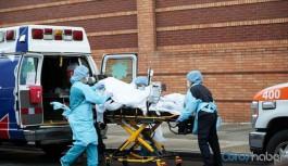 ABD'de koronadan yaşamını yitirenlerin sayısı artıyor