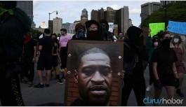 ABD'deki George Floyd protestoları Avrupa'ya sıçradı