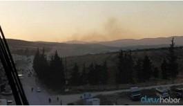 Afrin'de 2 ayrı patlama