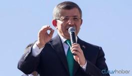 Davutoğlu'ndan Erdoğan ve AKP'ye 'darbe' çıkışı