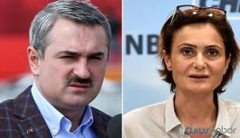 AKP'li Şenocak'tan Kaftancıoğlu'na tehdit