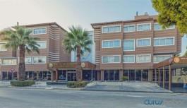 Antalya Esnaf Odaları Birliği binasına bomba ihbarı