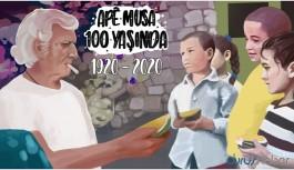 'Apê Musa' 100 Yaşında