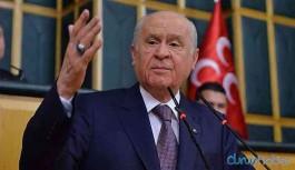 MHP lideri Bahçeli'den, 'Memleket Masası' tartışmalarına ilişkin çarpıcı açıklamalar