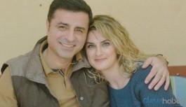Başak Demirtaş Adalet Bakanı'na seslendi: Selahattin'in sağlığından endişe ediyorum