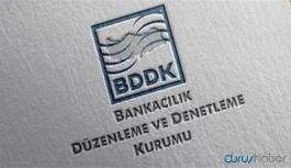 BDDK'dan üç bankaya döviz yasağı