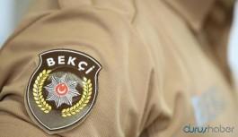Bekçi şiddeti sürüyor: Genç kadını darp etti, açığa alındı