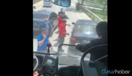 Belediye başkanı ile polis arasında gerginlik