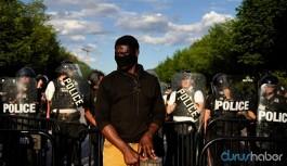 Beyaz Saray önünde gerginlik: Protestocular...