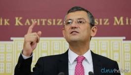 CHP'den Erdoğan'ın atamasına tepki: Yazıklar olsun