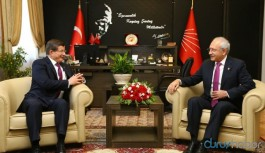 """Davutoğlu """"Hayatım CHP zihniyeti ile mücadeleyle geçti"""" sözlerine açıklık getirdi"""