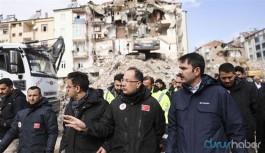 Deprem enkazı çekimi için 415 bin TL ödemişler