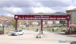 Devlet Hastanesindeki skandal iddialar yerine vatandaşa soruşturma!