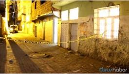 Diyarbakır'da bir eve silahlı saldırı: 1 ölü