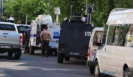 Diyarbakır'da operasyon: Gözaltılar var