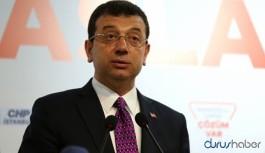 İBB Başkanı İmamoğlu: Benim ciğerim yanıyor, bu ihanet gibi bir şey…