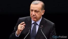 Erdoğan'dan 'Çav Bella' açıklaması: CHP yetkilileri zevk alıyor