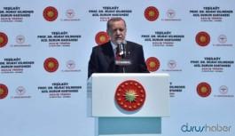 Erdoğan: İkinci çeyrek sıkıntılı gözükse de sonrası aydınlıktır