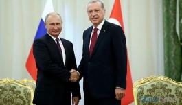 Erdoğan ile Putin koronavirüs ve Suriye'yi görüştü