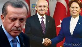 Erdoğan'ın 'Millet İttifakı'nı parçalama planı' işlemeye devam ediyor