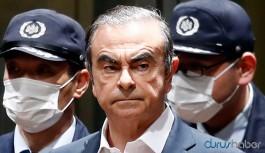 Eski Nissan CEO'sunun kaçışına yardım eden iki  kişi tutuklandı