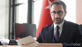 Fahrettin Altun'dan İzmir'de camilerde 'müzik' dinletilmesi hakkında açıklama