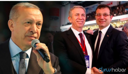 Fransız Radyosu: Erdoğan, İmamoğlu ve Yavaş'ı rakibi olarak görüyor