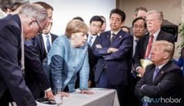 G7 Zirvesi ertelendi