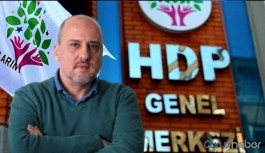 HDP'den istifa etmişti: Ahmet Şık'tan dikkat çeken tepki