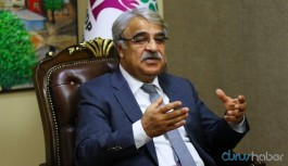 HDP Eş Genel Başkanı Sancar'dan, Ahmet Şık'ın istifasına tepki