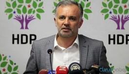 HDP'li Ayhan Bilgen: Kayyım atanması için baskı yapılması AKP için büyük bir tezgah