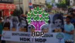 HDP: Ruhları mücadeleyi yükseltmeye çağırıyor