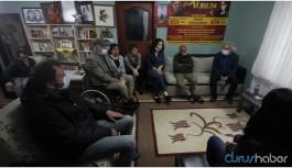 HDP'den ölüm orucundaki Gökçek'e ziyaret: İbrahim'i yaşatalım